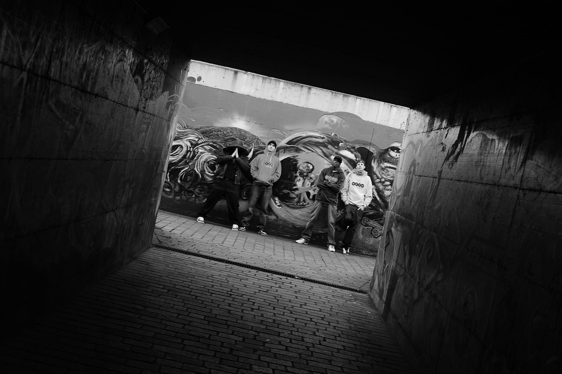 SPNS Collettivo Hip Hop da Reggio Emilia